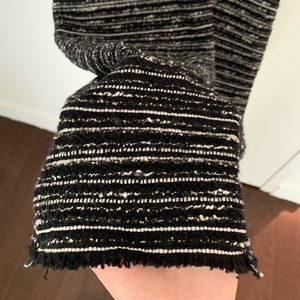 Rebecca Taylor new black short sleeve dress.